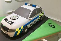 Policejní/Hasičské dorty
