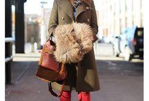 Fashion Weeks / Street Fashion