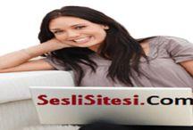 SesliSitesi.Com Türkiyenin sesli chat sitesi