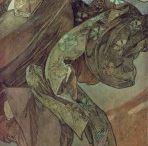 Art Nouveau: Alphonse Mucha / by Sharla Hicks