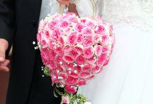 Alternative Wedding Bouquets / Wedding Bouquets