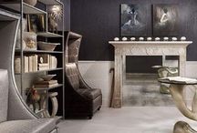 Faux Fireplaces / by Kelly Harewood