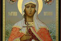 ikonen Tatiana van Rome