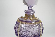 Vidros de perfume