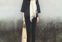 Outfits otoño invierno