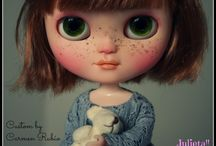 icy doll custom ooak