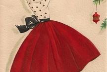 Rockin' Around the Christmas Tree / A very 1950's Christmas!  / by Kellye Bojorquez