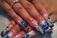 NAILS NAILS NAILS! / by Lett Galaviz
