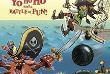 Pirate Ships / Pirate Ships is a children's skill and action card game from The Haywire Group. Available Spring 17
