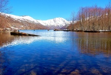Coldwater Lake - At Mt St Helens