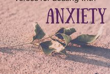 Living with Anxiety...