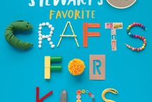 Kids crafts / by Chalee Supplee