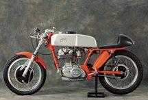 Motorbikes of the seventies