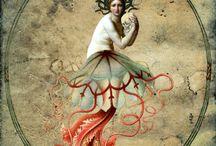 Goddess Art / by RocknSocks
