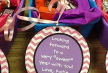 Teachers gifts / by Jennifer Sullivan-Aarnink