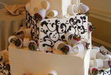 Wedding Cakes / Wedding cake inspiration and ideas
