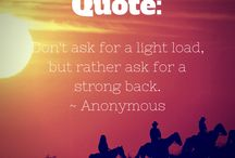 Inspiration / Fun quotes, thoughts and ideas from Hallmark Personnel.