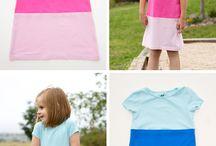 Gyerekruhák / gyerekruhák varrása, szabásminták