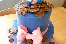Cake / lindas decoracoes de bolo