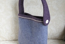 favourite felted bags