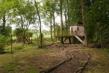 Adventure playgrounds and tree houses: Homes to amuse the kids / The summer holidays are here and parents have been tasked with amusing broods of bored children for what may feel like much more than a summer. OnTheMarket.com looks at five properties to amuse children.  Having a property equipped with a big garden, a tree house, a swimming pool or play area would make it that much easier to entertain the kids before their return to school in September.