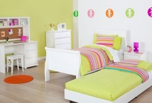 Kids rooms / by Melanie Woodford