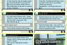 testimony @ylindonesia / Testimony from our lovely customers using young living essential oil.God is great.