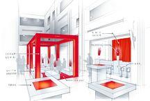 Dibujo interiores