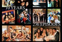 F.R.I.E.N.D.S / F.R.I.E.N.D.S what was a wonderful TV show! I love this show! I have watched and watched over and over again, all 236 episodes!! So of course I had to make a board :)  / by Carolyn