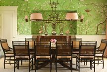 Dining Rooms / by Gray Dunaway