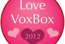 Love VoxBox / Complimentary products received through the @Influenster VoxBox product testing program. / by Robin O