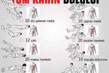 Sağlık ve fitness