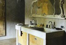 Bath Ideas / by Cindi Rowley Designs
