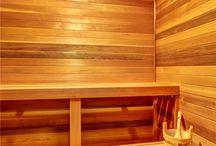 Home Saunas / Home Saunas