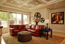 Family Room Paint/Decor Idea Box / by Tonya Folks