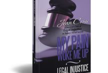 Legal Injustice / How humorous have your dealings been with the legal system? Well here's a sample of what I experienced w/the Legal Injustice, the 2nd book in my trilogy series. Soft cover $13.95 list/ e-book $4.99 list, discounts available.  http://jeancrissmedia.com/legal-injustice/