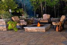 Backyard ideas / by Gina Revelez