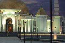 Türkmenistan Kıpçak Camii / Türkmenistan Kıpçak Camii