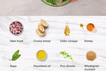 Pea Recipes