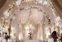 indoor wedding decoration