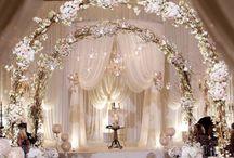 indoor wedding decoration