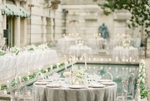 WEDDING | Gorgeous ideas and Places