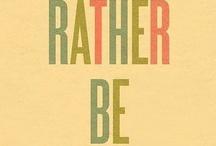 truth in words / by Rebecca Melander