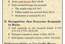 Worship facts to think about