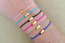 Summer Bracelets / izou jewellery creations inspired by the summer