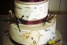 Cake inspirations / by Cindy Corbett-Gill