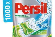 Persil Power-Mix Caps / Rezultate incredibile cu o singura capsula