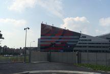 Casa AC Milan / #museo #milan #weareacmilan