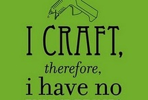Awesome Crafts / Awesome Craft projects, recipes and other fun things to make and do. / by Carolina Moore