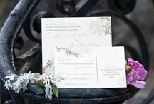 {blog feature} midsummer night's dream  / http://www.elizabethannedesigns.com/blog/2012/05/24/shakespeare-garden-wedding-inspiration/ / by Invitations by Ajalon